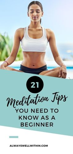 Can meditation help your mental health? Many people report that meditation reduces stress and relieves anxiety. It can also reduce negative thoughts and improve symptoms of depression. Meditation can improve sleep, which can have a big impact on mental health. Check out these 21 meditation tips for beginners. They'll help you learn how to meditate with more ease. You'll learn what to watch out for so your meditation doesn't become a source of frustration and instead helps you find calm. Article On Stress, Health And Wellness, Mental Health, Mindfulness Based Stress Reduction, Uplifting Thoughts, Finding Inner Peace, Stress Relief Tips, Learn To Meditate, Depression Symptoms