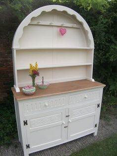 Electronics, Cars, Fashion, Collectibles, Coupons and Kitchen Dresser, Dresser Ideas, Dressers, Solid Oak, My Dream Home, Painted Furniture, Baby Items, Dutch, Coupons