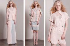 GlamJam-The Fashion Atlas  Fashion From Australia!  Tovah Cottle S/S 2012-13 collection at Mercerdes Benz Fashion Week Australia.