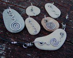rocks & wire jewelry
