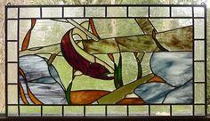Stained Glass Steelhead That Got Away by BlueFishStudios on Etsy, $425.00