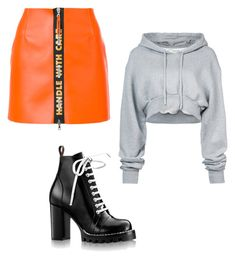 """Hp.2"" by varvara2v on Polyvore featuring мода, Heron Preston и Off-White"