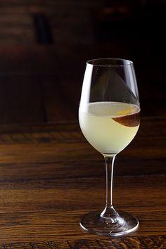 Al Dia Siguiente 1 oz Del Maguey Vida 1 oz Dolin Blanc 1 oz Mathilde Peach liqueur ½ oz Ancho Reyes Chile Liqueur ½ oz simple syrup 4 drops Bittercube Jamaican #1 ½ oz fresh lime juice 6 sprigs of mint