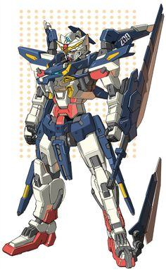 Gundam Hundred Estrus by zeckover on deviantART