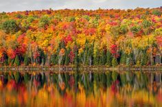 Été indien québécois   20 paysages québécois à couper le souffle