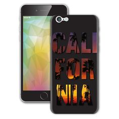 California iPhone sticker Vinyl Decal