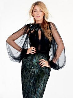 Blake Lively for LA Times June 2012