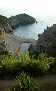 Nas beach, Ikaria Island, Greece