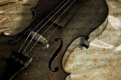The Old Violin by theblackfox