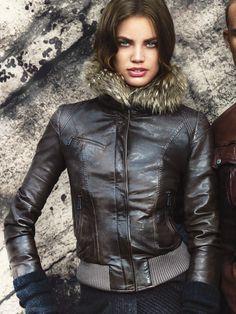 Blake Coat - classic bomber jacket