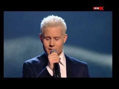 If I had to choose just one performance from that show which is called X-Factor it would be this one ... the world-class performance from Rhydian Roberts, singing 'Impossible Dream', 22.11.08.