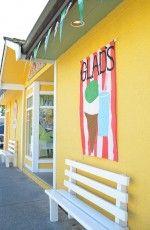 Glad's Ice Cream Places To Go, Salt, Ice Cream, Island, Spring, Outdoor Decor, No Churn Ice Cream, Block Island, Gelato
