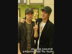 Yesung and Sungmin - Now We Go To Meet