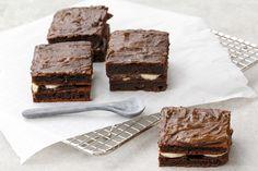 Gluten Free Cacao Banana Brownie Sandwich | 12Health - 12 Health