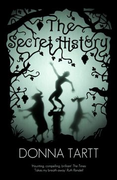 The Secret History is one of my favorite books of all times, but I've NEVER seen this cover. I already have four copies of this book, but I could use one more..