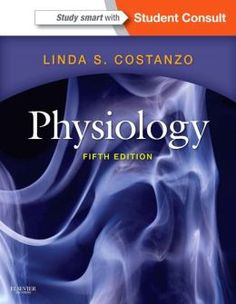 Physiology 5th Edition by LINDA S COSTANZO PDF  File type: PDF File size: 22 MB