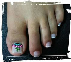 Super Ideas For Pedicure Colors 2018 Fall Pedicure, Wedding Pedicure, Pedicure Colors, Pedicure Designs, Nail Colors, Nail Designs, Cute Toe Nails, Toe Nail Art, Pretty Nails
