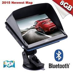 cool XGODY 7 Inch Car GPS Navigation SAT NAV 8GB AV-IN Navigator with Sunshade - For Sale View more at http://shipperscentral.com/wp/product/xgody-7-inch-car-gps-navigation-sat-nav-8gb-av-in-navigator-with-sunshade-for-sale-2/