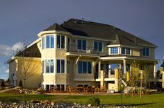 Handsome Traditional Home Plan with Sunroom - 9523RW thumb - 06