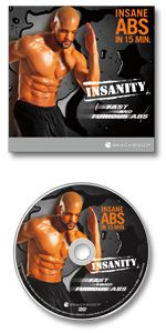 Yay! Insanity just came out with 2 New DVDs! Sanity Check Workout and Fast and Furious Abs!