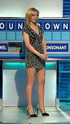 Those legs! Lovely Legs, Nice Legs, Rachel Riley Legs, Racheal Riley, Anna, Hot High Heels, Pantyhose Legs, Tight Dresses, Beautiful Actresses