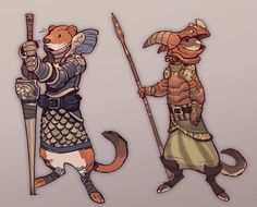 http://fc03.deviantart.net/fs71/f/2013/015/8/c/weasels_and_armors_by_zazb-d5rmths.jpg