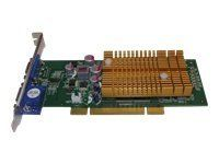 Jaton VIDEO-348PCI-256TWIN - Graphics adapter - GF 6200 - PCI - 256 MB DDR2 NVDIA 6200/256MB DDR2/PCI DUAL VGA VIDADPT Manufacturer Part Number VIDEO-348PCI-256TWIN by Jaton. $136.74. NVDIA 6200/256MB DDR2/PCI DUAL VGA VIDADPT VIDEO-348PCI series video accelerators are based on NVIDIA GeForce 6200 core technology. These advanced GPUs enable unlimited programmability and infinite program length, allowing develops to create class of advanced visuals and effects. In ...