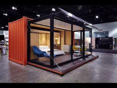 Shipping Container Homes Interior Design Ideas