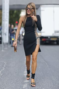 Best Street Style Paris Fashion Week Spring 2014 | Pictures | POPSUGAR Fashion