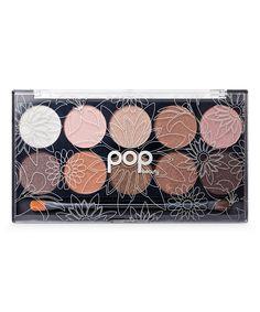 POP Beauty Natural Eye Shadow Set #makeup #eyeshadow