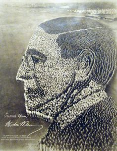 President Woodrow Wilson, Living Insignia, 1915-