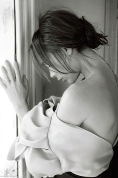 Victoria Beckham - Patrick Demarchelier - August 2014 issue
