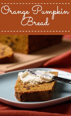 This fragrant and intensely flavorful bread is the perfect compliment to any holiday spread.