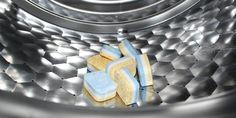 Mit Spülmaschinentabs Waschmaschine reinigen