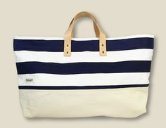 If Popeye had had this Blk Pine Workshop bag, Bluto would have despised him even more. —erica