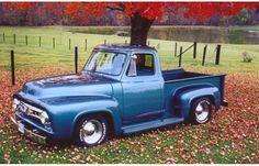 1953 Ford F-100 Pickup Pickup for sale | HotrodHotline.com