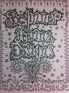 Learn How to Henna Beginner Henna Kit. $17.95, via Etsy.
