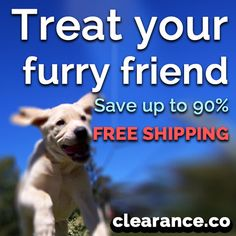 Our last day to Save a bundle with our Fury Friend Event Save up to on all pet items Free Shipping, Pets
