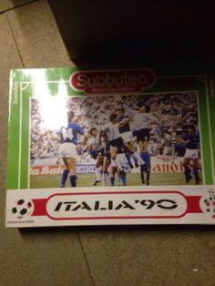 Vintage / #retro, #subbuteo, italia 90, #world cup edition,,  View more on the LINK: http://www.zeppy.io/product/gb/2/302164595525/
