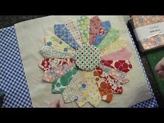 Missouri Quilt Company Video: Dresden Plate Tutorial - Quilting Made Easy!