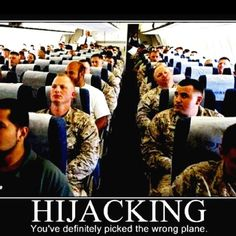Amy Taylor, have you seen this? Better, did you MAKE this? Funny Military, Military First, Military Motivation, Army Life, Cute Little Things, Funny Cartoons, Out Loud, Armed Forces, Plane