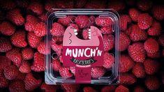 Nos encantan la fruta fresca y nos gusta más cuando va etiquetada #Packaging #Design #Berries