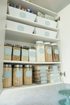 Kitchen Dollar Store Crafts | Cool and Easy DIY Projects For The Home and More by Pioneer Settler at http://pioneersettler.com/dollar-store-crafts/ Apartment Hacks, Space Saving Storage, Dollar Stores, Kitchen Pantry, Your Space, Bathroom Medicine Cabinet, Home Organization, Kitchen Remodel, Diy Home Decor