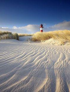 Die wunderschöne Insel Sylt. Den passenden Reisekoffer findet ihr auf: profibag.de