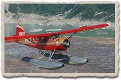 Alaska Flightseeing with Rust's Flying Service