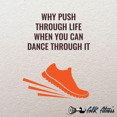 #quote #dancequote #fitnessquote #fitness