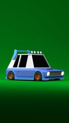VW POLO 1981