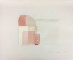 """Claire Oswalt, Untitled, 28"""" x 23"""", 2015"""