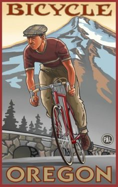 Bicycle Oregon