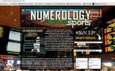 numerologysports.com with August 17th date below pay box 14-1-2016